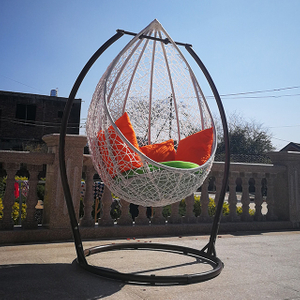 Egg-Shaped Outdoor Swing Chair YH001601