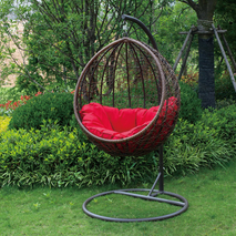 Egg-Shaped Outdoor Swing Chair DGD60008